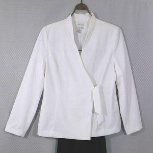 Chadwick's white blazer size 16